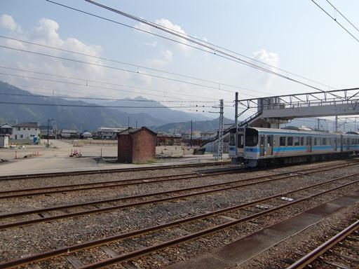 伊予西条駅構内と南館予定地.JPG